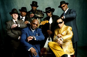 The Original 7ven aka Morris Day and The Time
