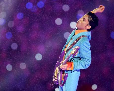 Prince 2012 Australian Tour Dates