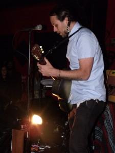 Rocco DeLuca in concert - Atlanta