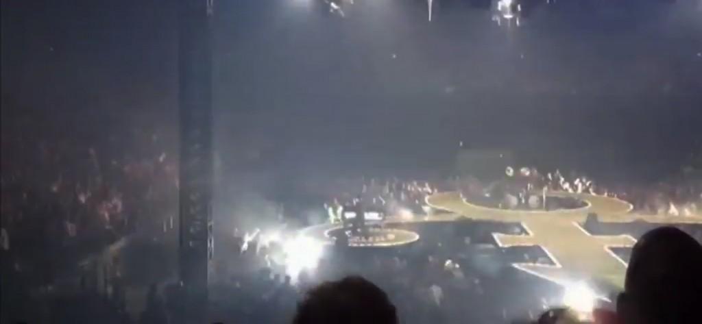 Prince concert in Australia