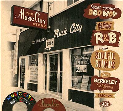 Music City Record Store