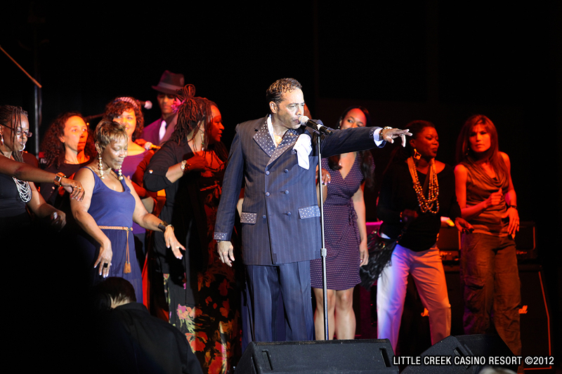 Morris Day And The Time - Concert Photography by Erik Eikenberry
