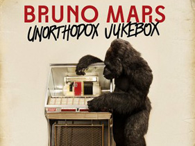 Bruno Mars - Unorthodox Jukebox cover