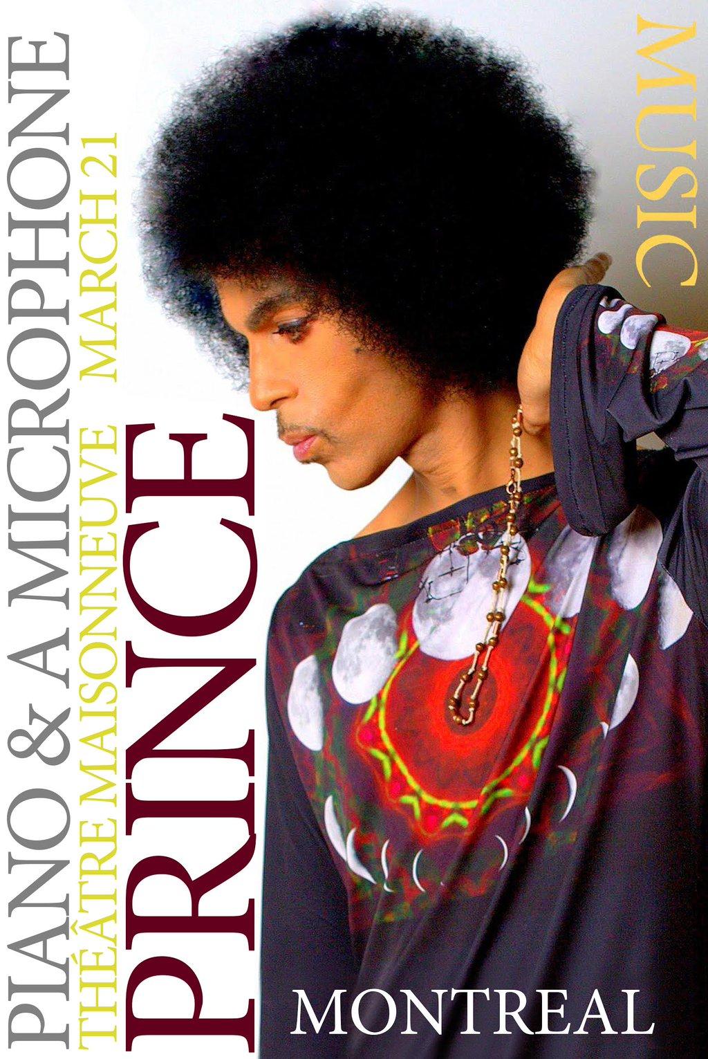 2016 Prince Concert Tour Prince News Funkatopia