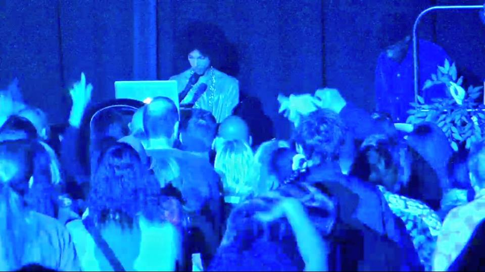 Image result for Prince DJ at Paisley Park