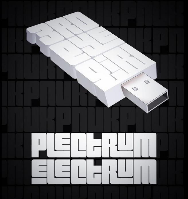 Plectrum Electrum USB