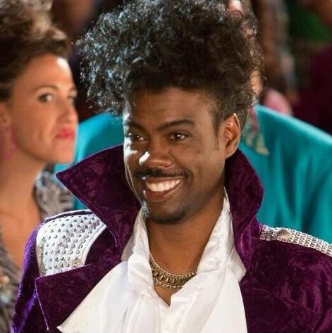 Chris Rock and Prince on SNL