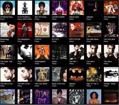 Prince Releases More Albums On Tidal | Funkatopia